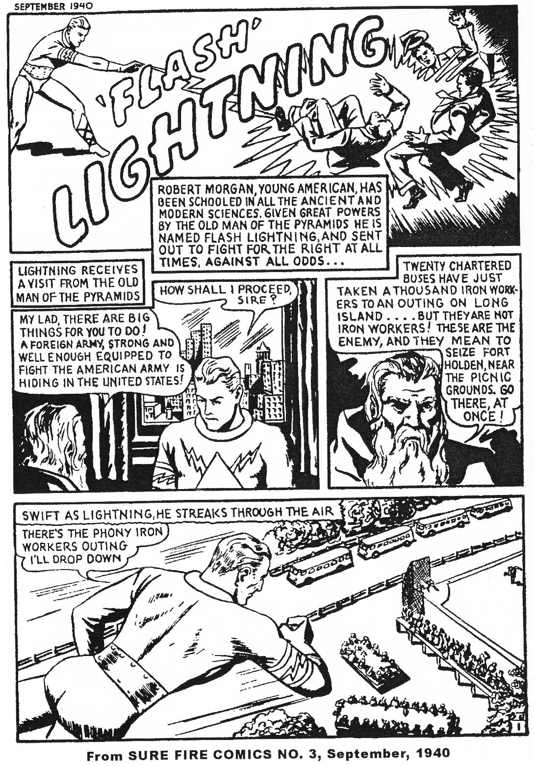 Read online Men of Mystery Comics comic -  Issue #76 - 30