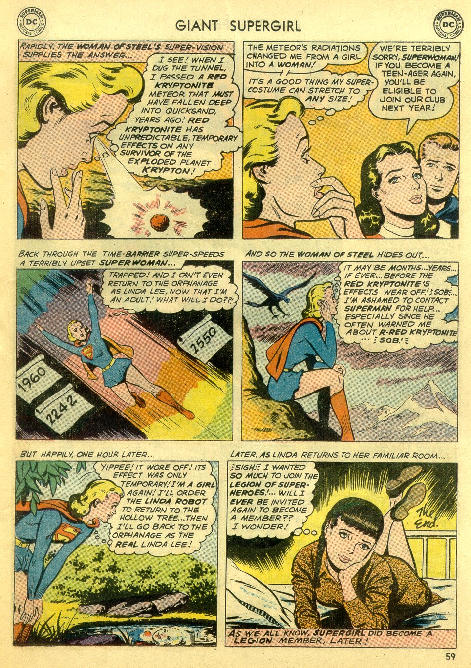 Action Comics (1938) 334 Page 60