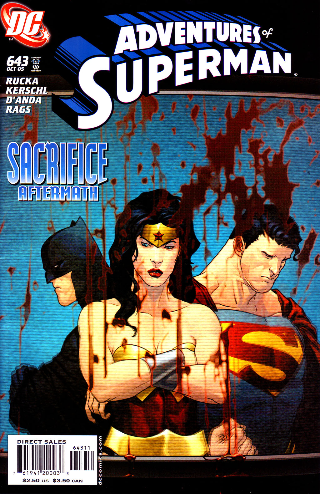 Adventures of Superman (1987) 643 Page 1