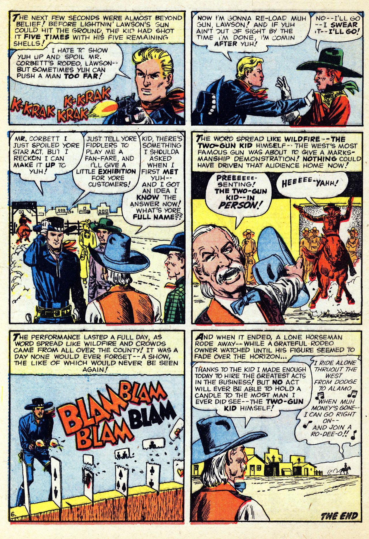 Read online Two-Gun Kid comic -  Issue #52 - 8