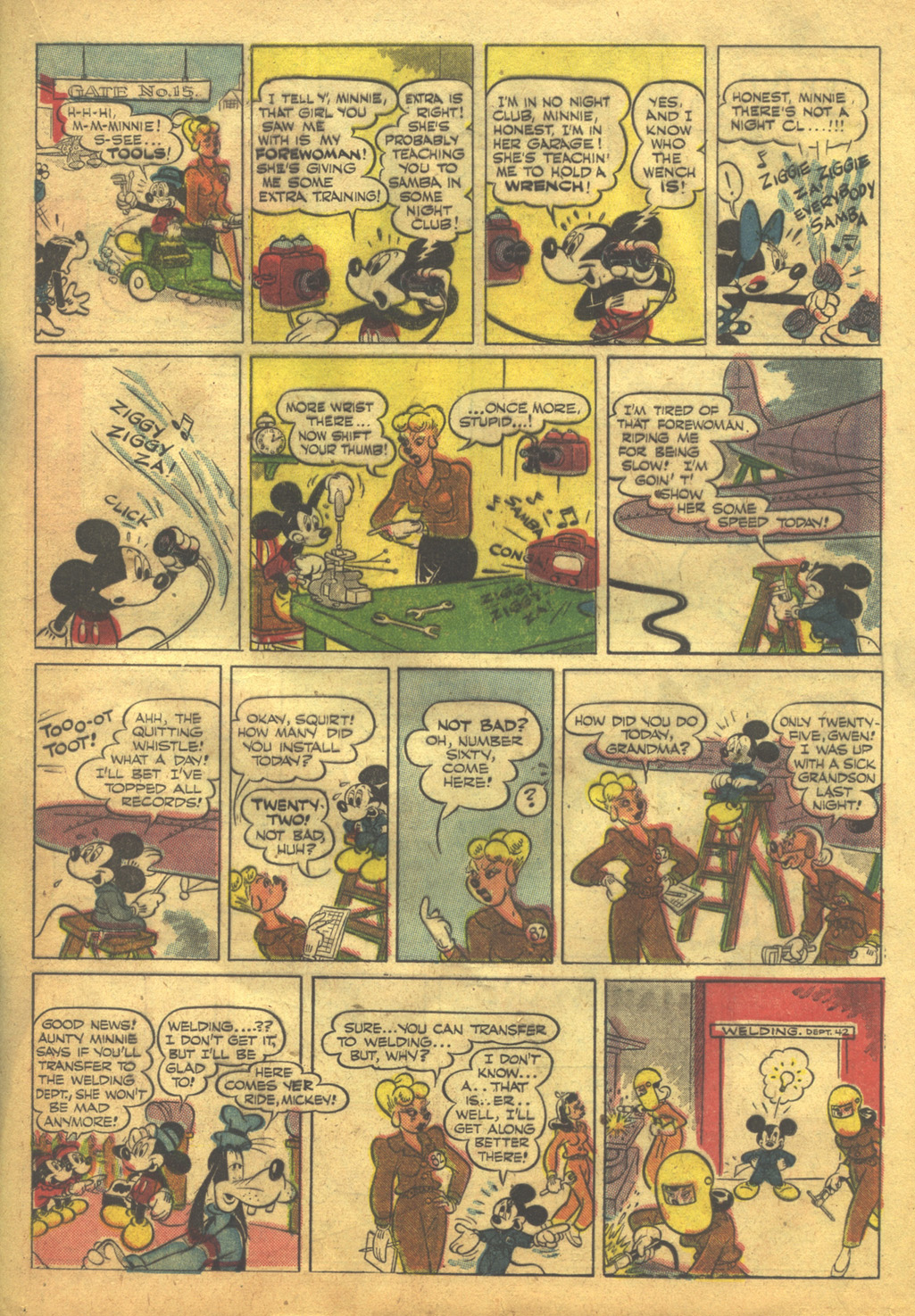 Walt Disney's Comics and Stories issue 62 - Page 31