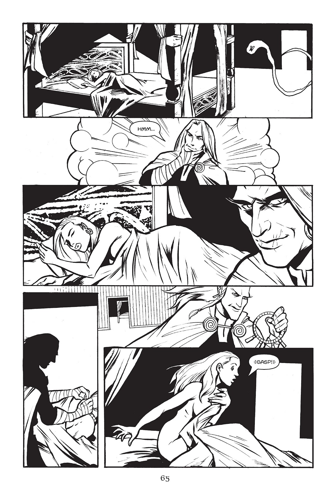 Read online Gods of Asgard comic -  Issue # TPB (Part 1) - 66