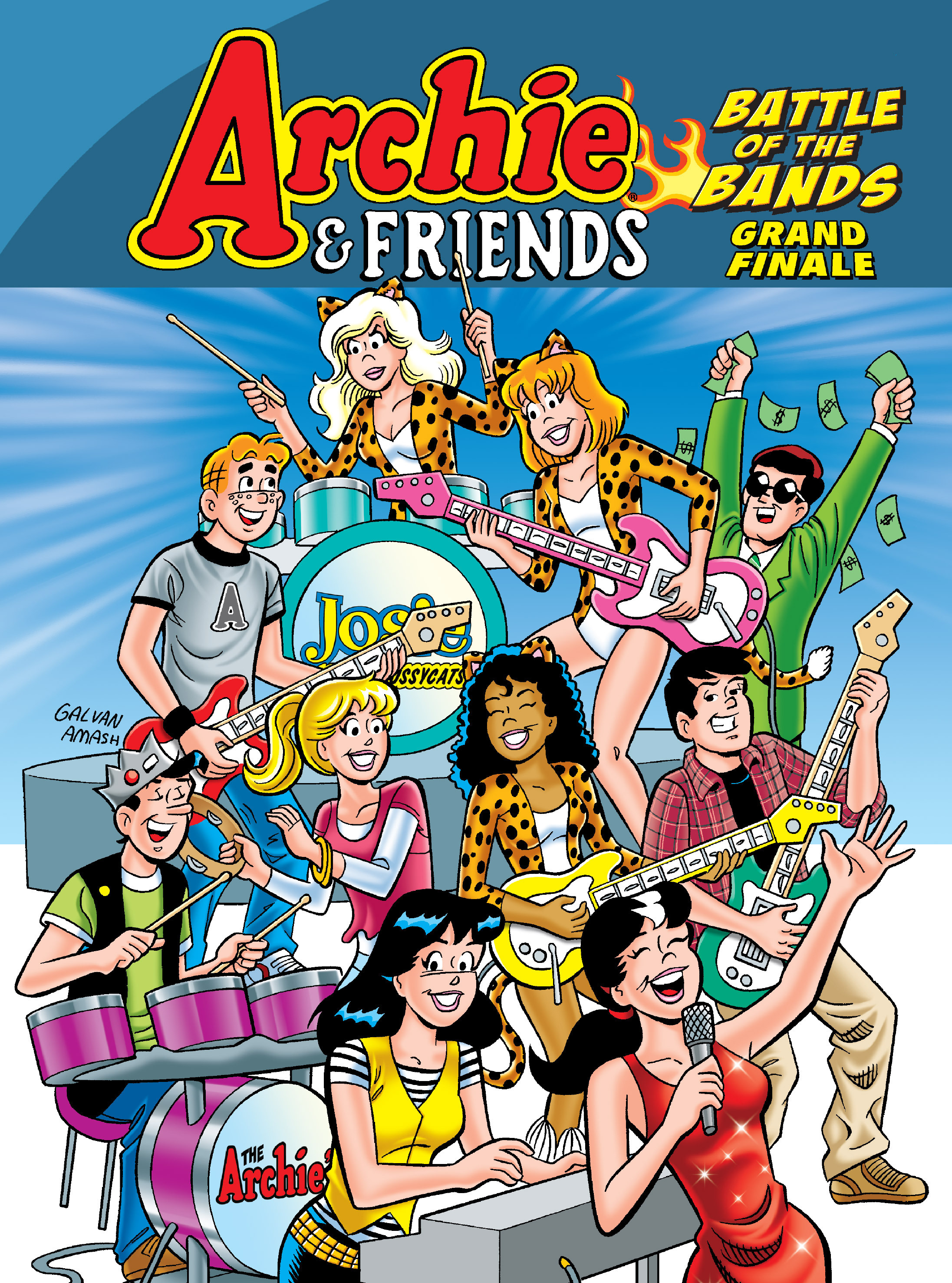 Read online Archie's Funhouse Double Digest comic -  Issue #13 - 35