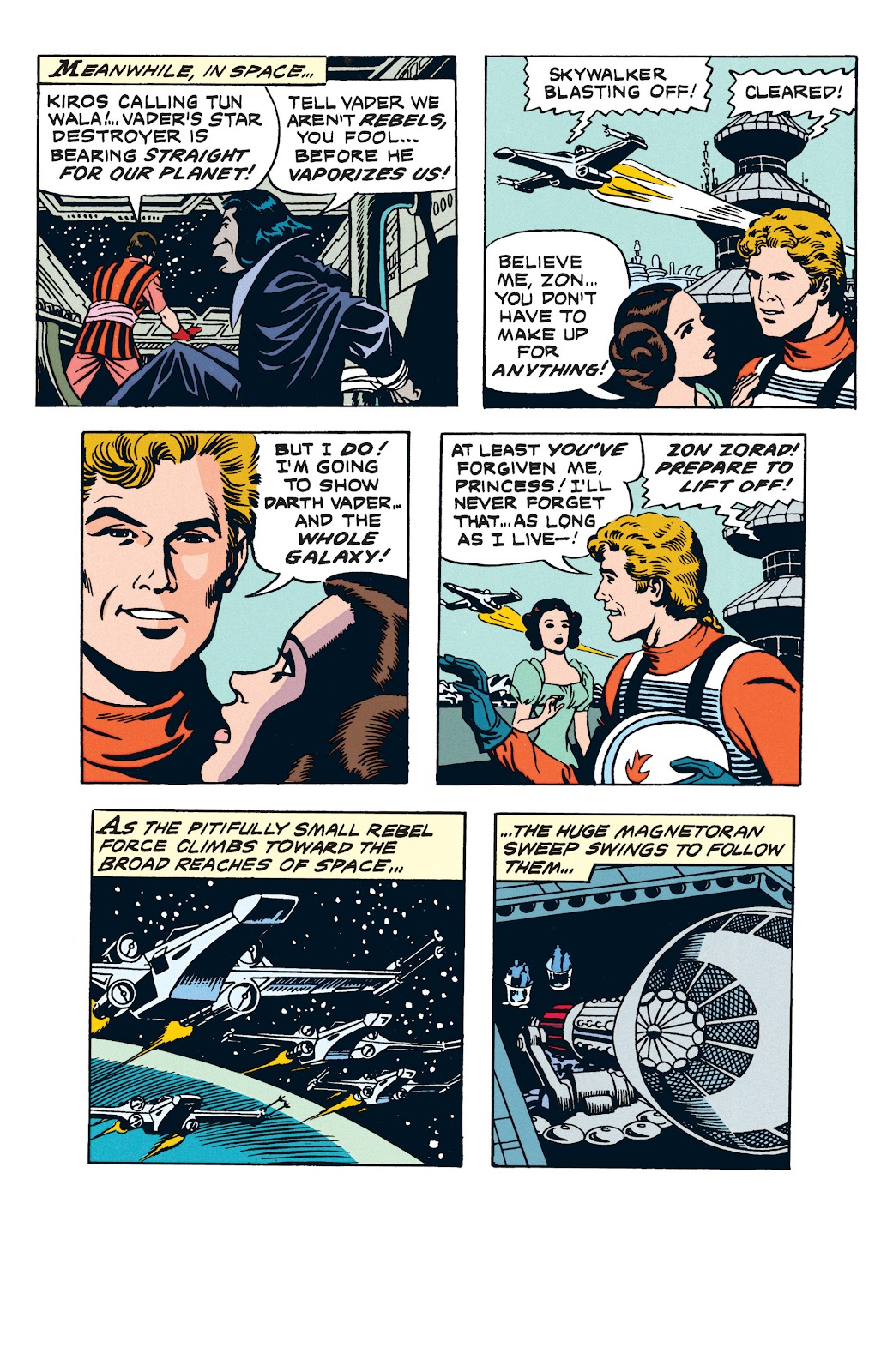 Read online Star Wars Legends: The Newspaper Strips - Epic Collection comic -  Issue # TPB (Part 3) - 51