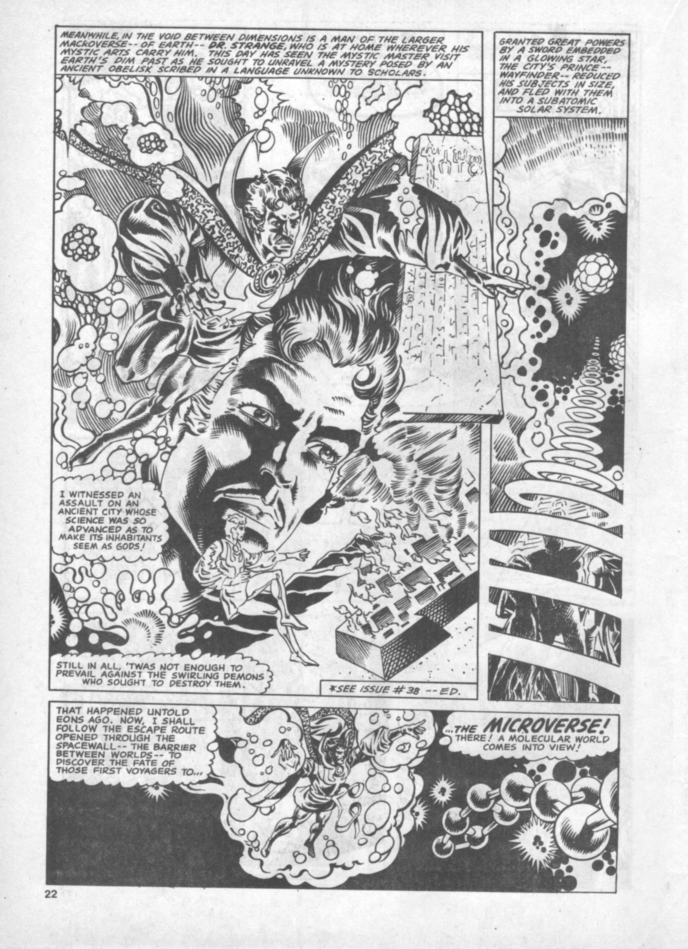 Read online Future Tense comic -  Issue #40 - 22