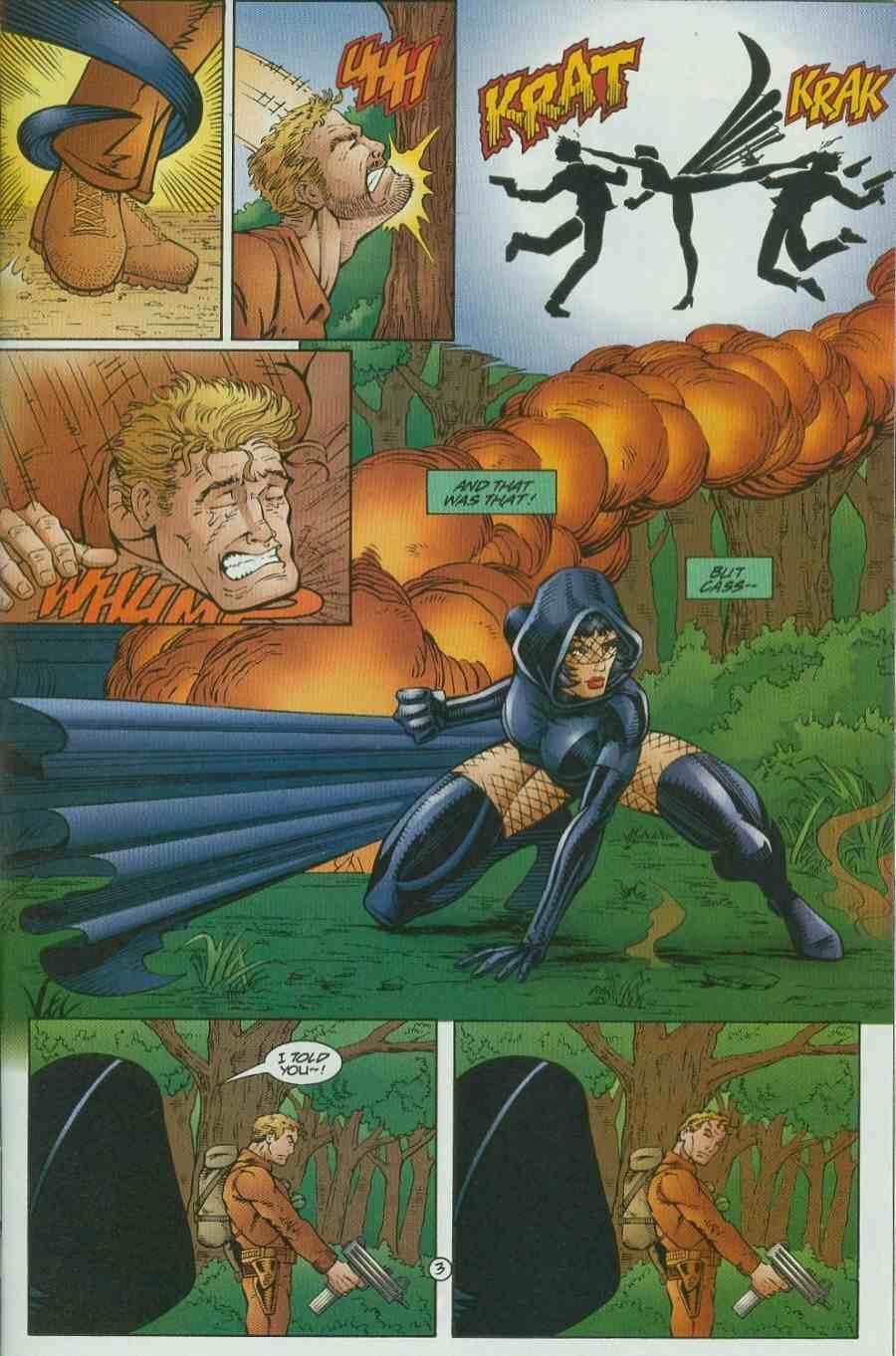 Read online Ultraverse Premiere comic -  Issue #6 - 15
