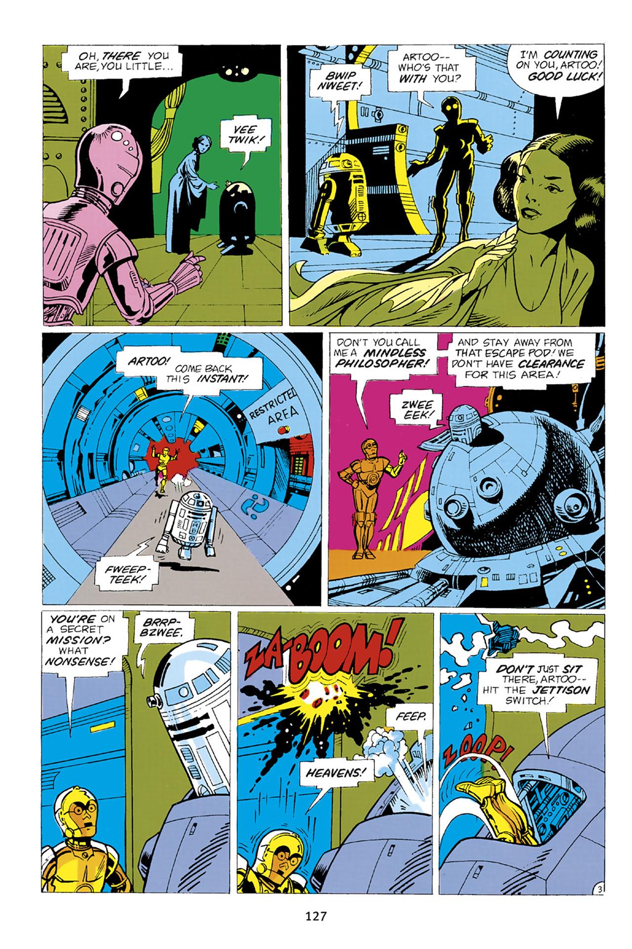 Read online Star Wars Omnibus comic -  Issue # Vol. 23 - 126