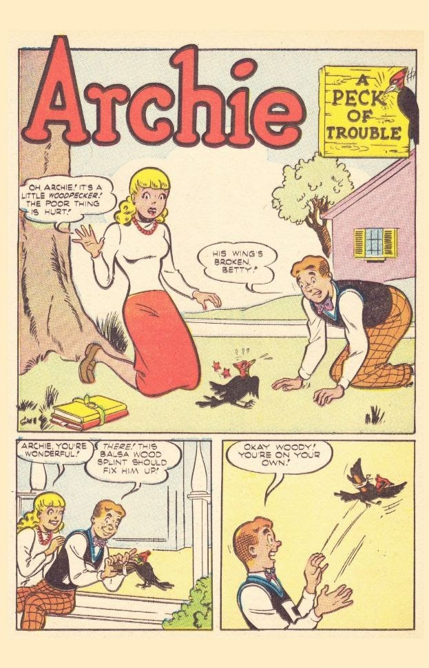 Archie Comics issue 039 - Page 31