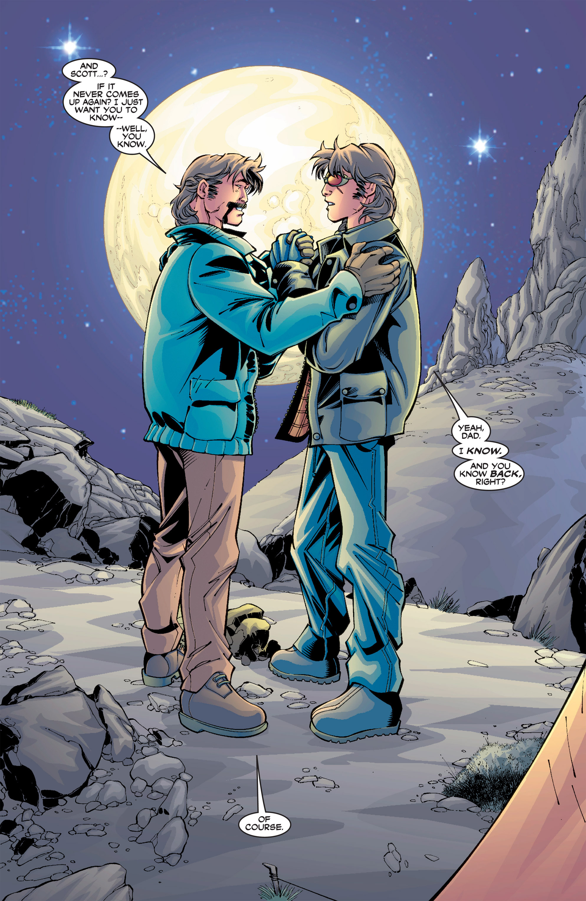 Read online Uncanny X-Men (1963) comic -  Issue #391 - 20