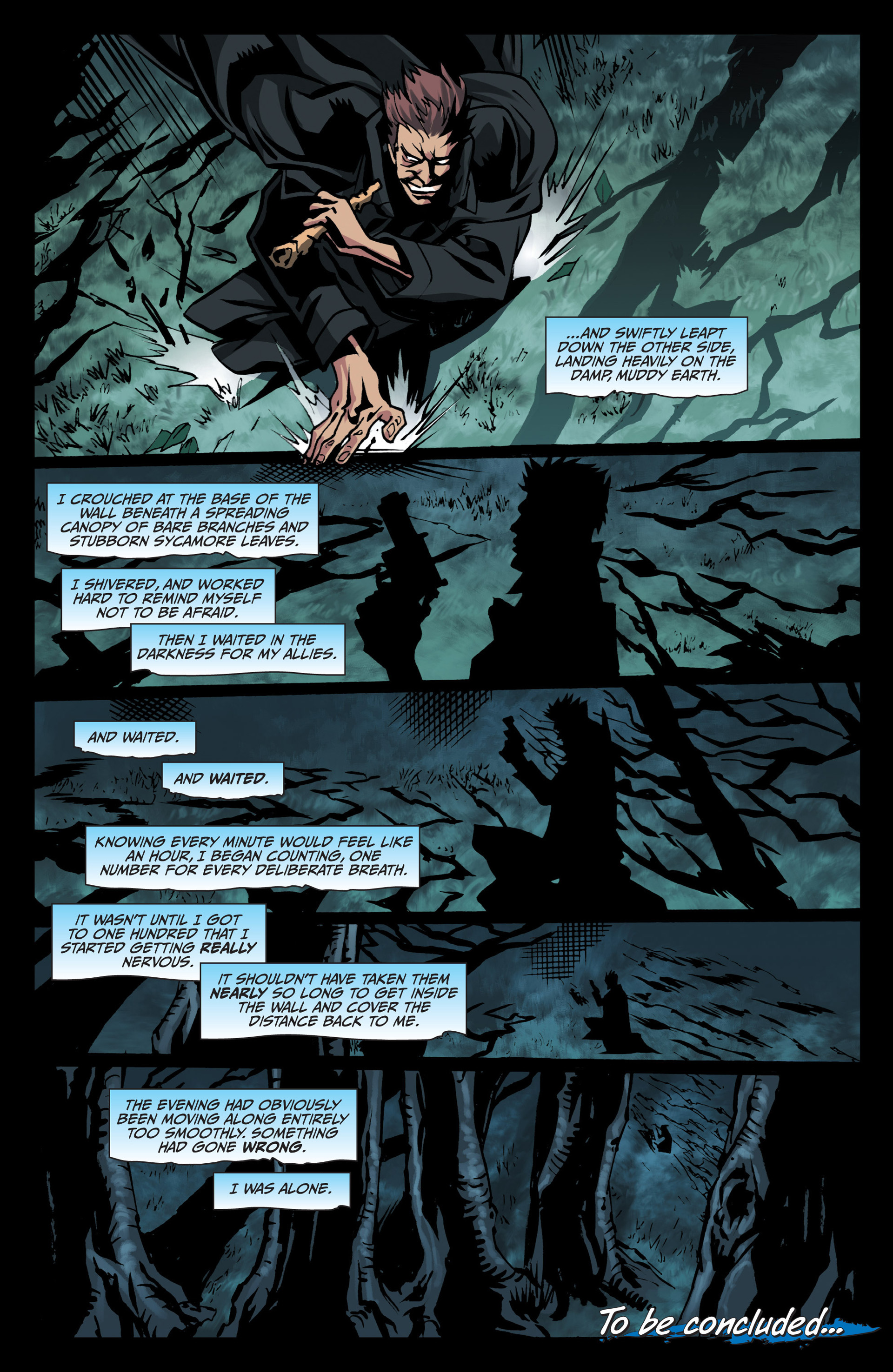 Read online Jim Butcher's The Dresden Files: Fool Moon comic -  Issue #7 - 24