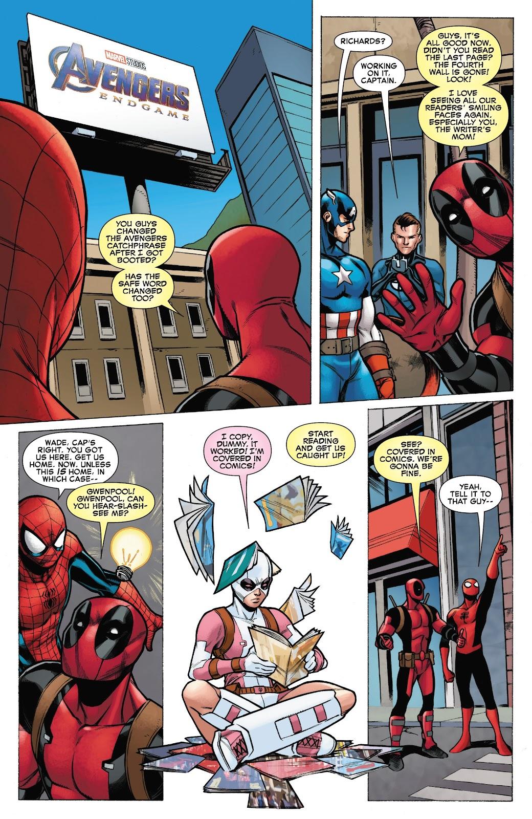 Read online Spider-Man/Deadpool comic -  Issue #50 - 4