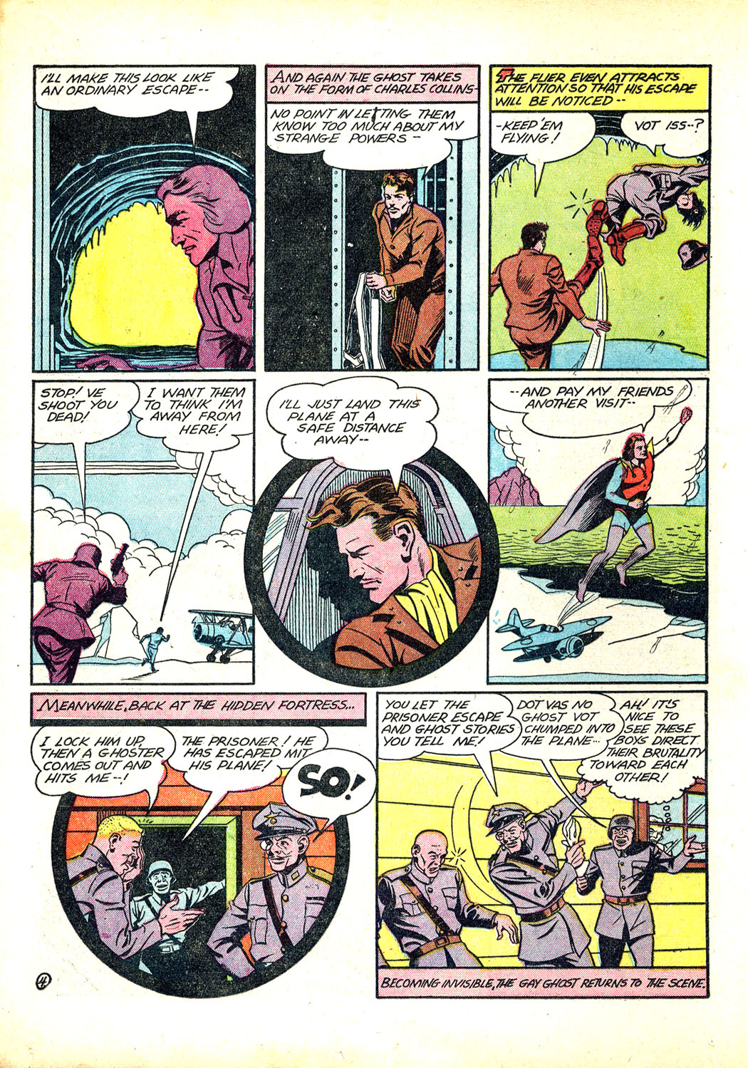 Read online Sensation (Mystery) Comics comic -  Issue #12 - 28