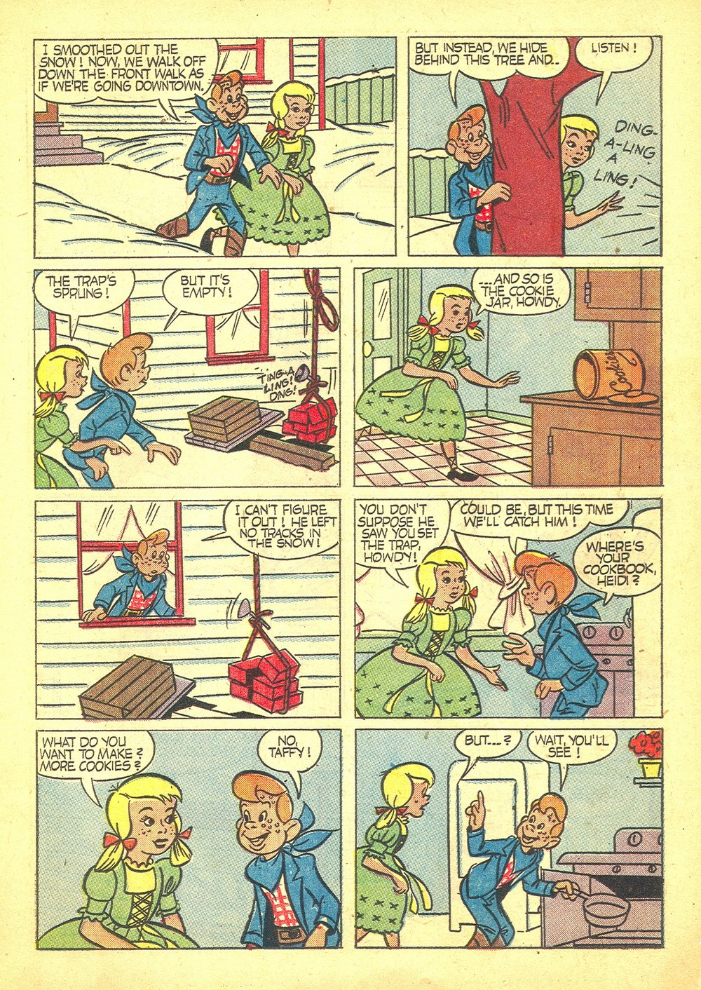 Four Color Comics issue 761 - Page 13
