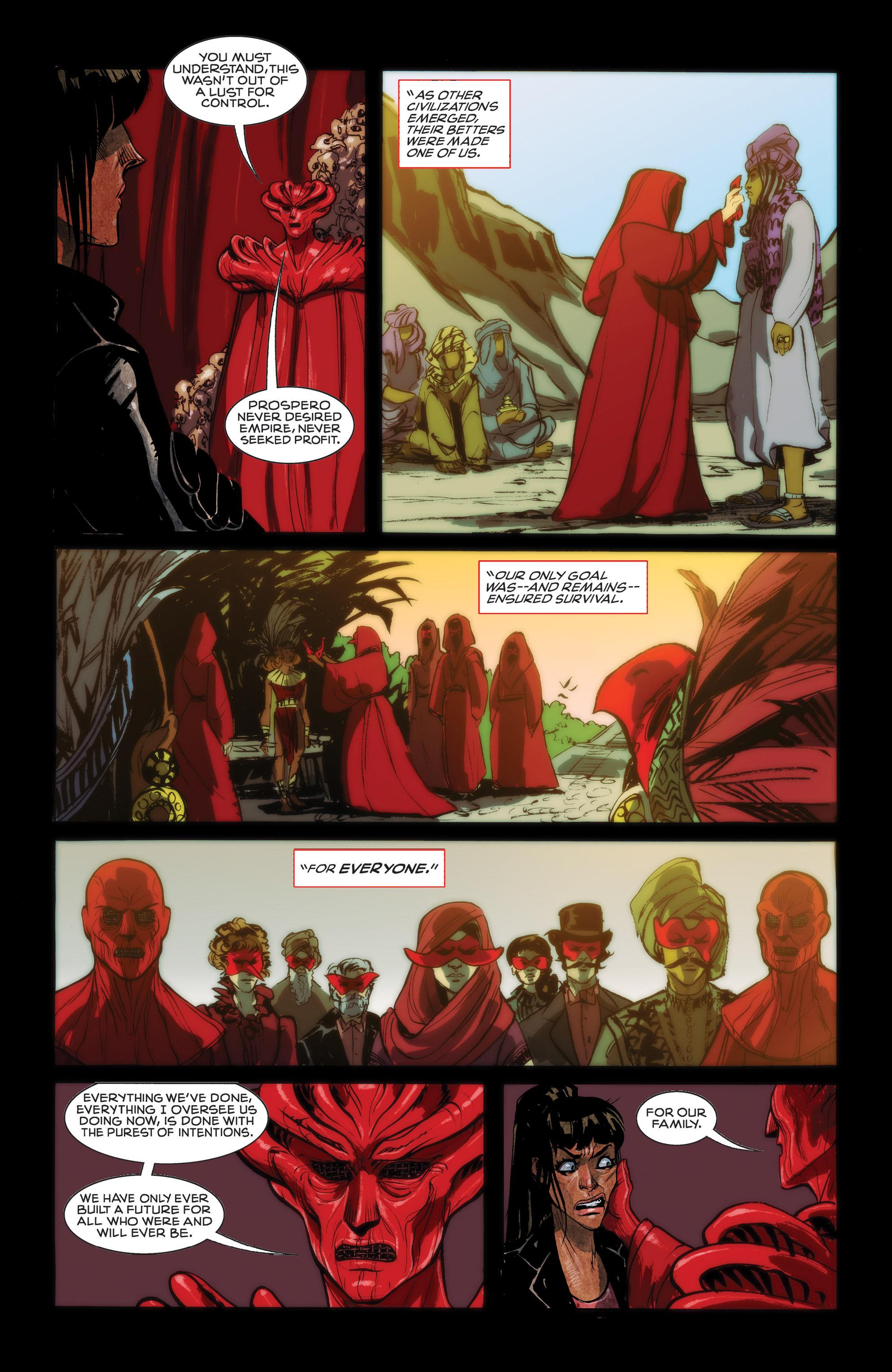 Read online Shutter comic -  Issue #12 - 15