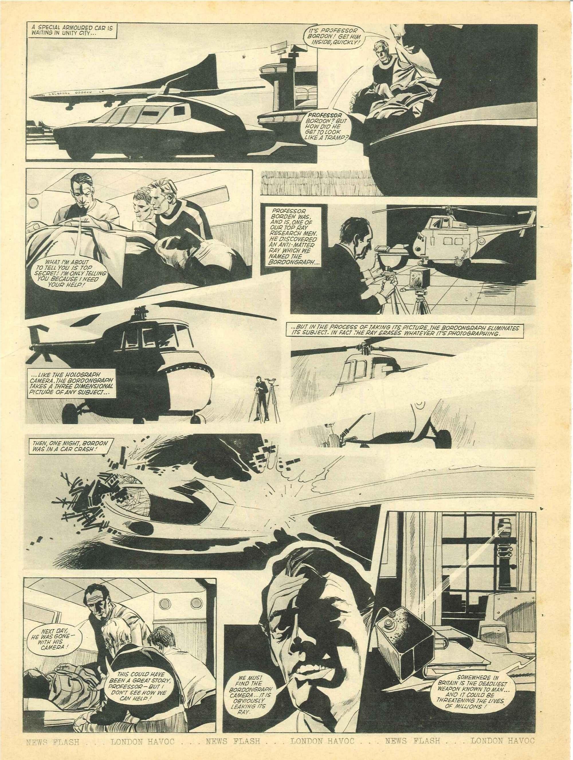 Read online TV Century 21 (TV 21) comic -  Issue #135 - 14
