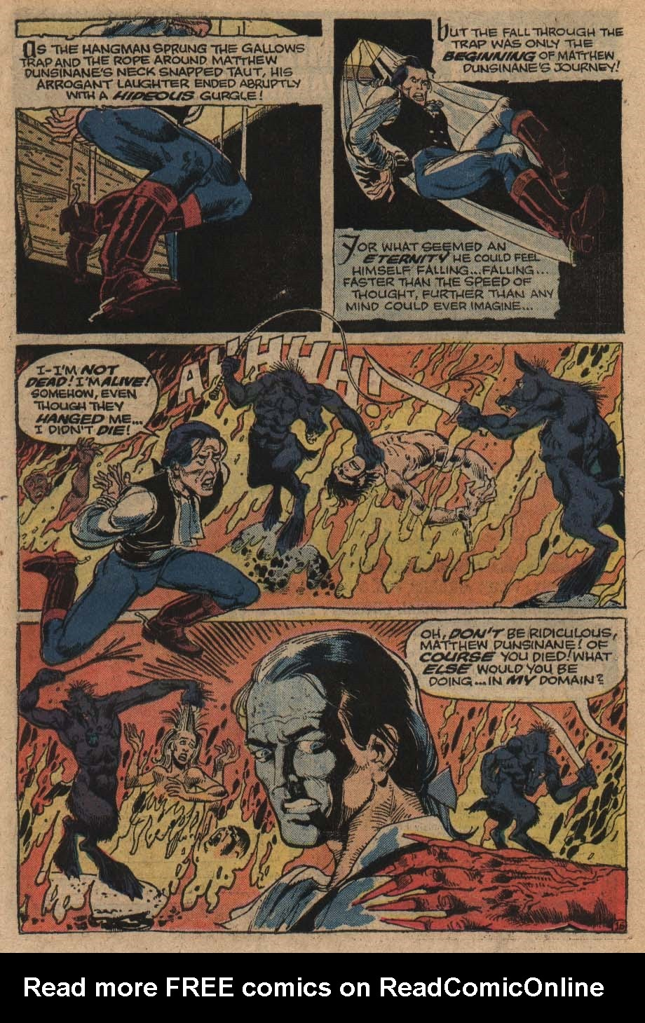 The Grim Ghost (1975) issue 1 - Page 18