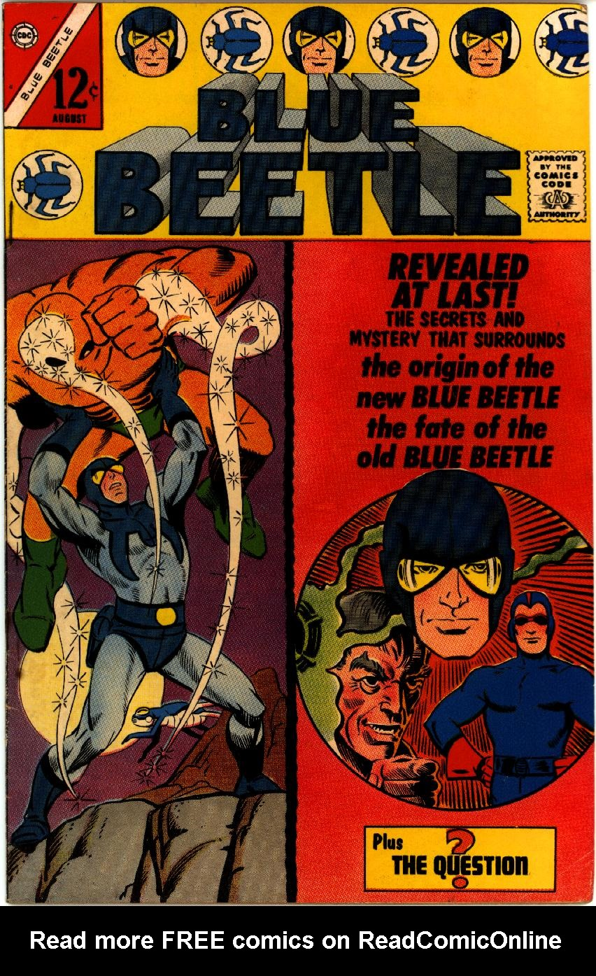 Blue Beetle (1967) issue 2 - Page 1