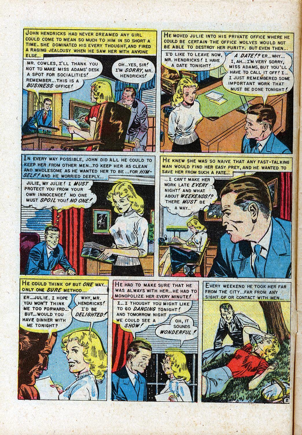 Read online Shock SuspenStories comic -  Issue #11 - 4
