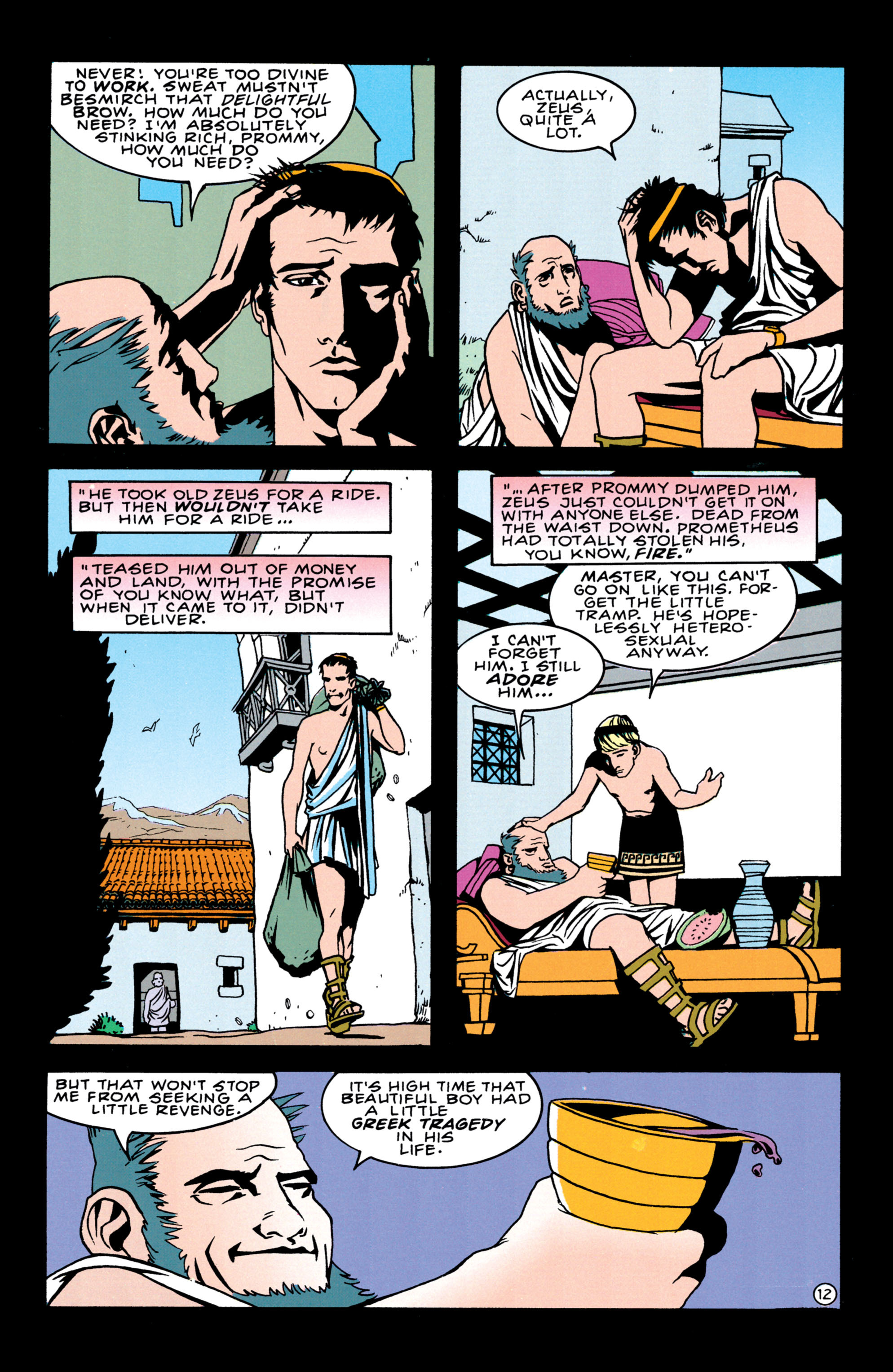Read online Shade, the Changing Man comic -  Issue #41 - 13