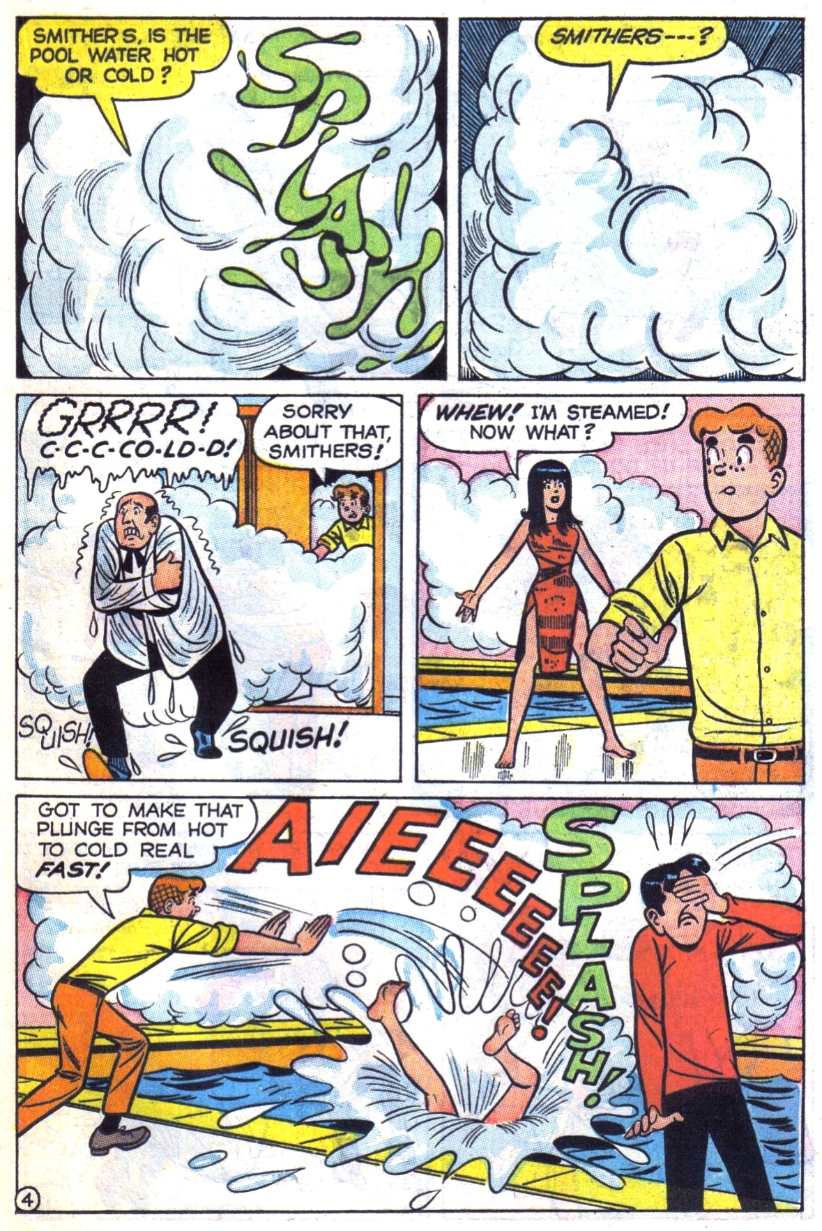 Read online Archie (1960) comic -  Issue #181 - 23