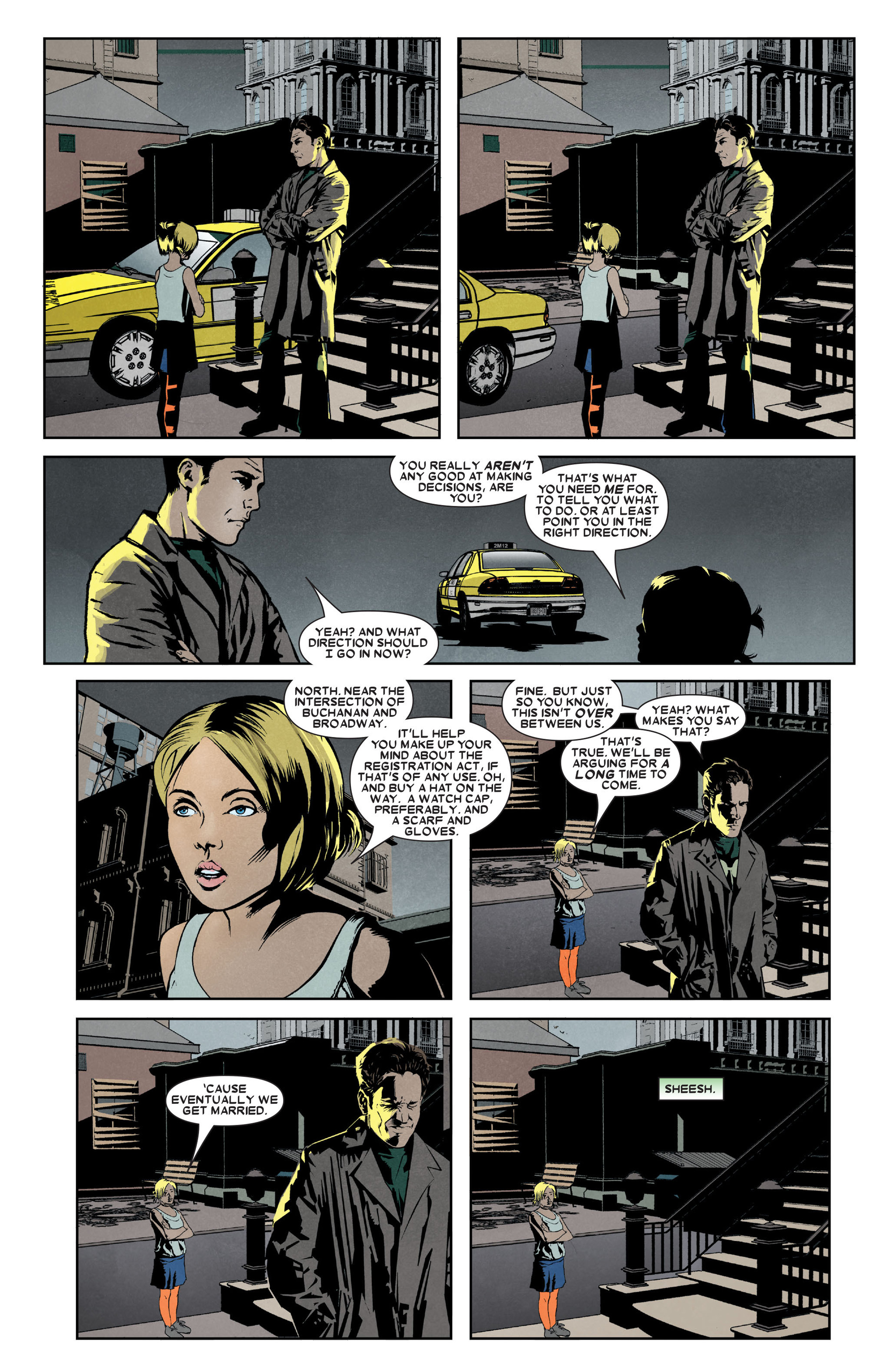 Read online X-Factor (2006) comic -  Issue #9 - 8
