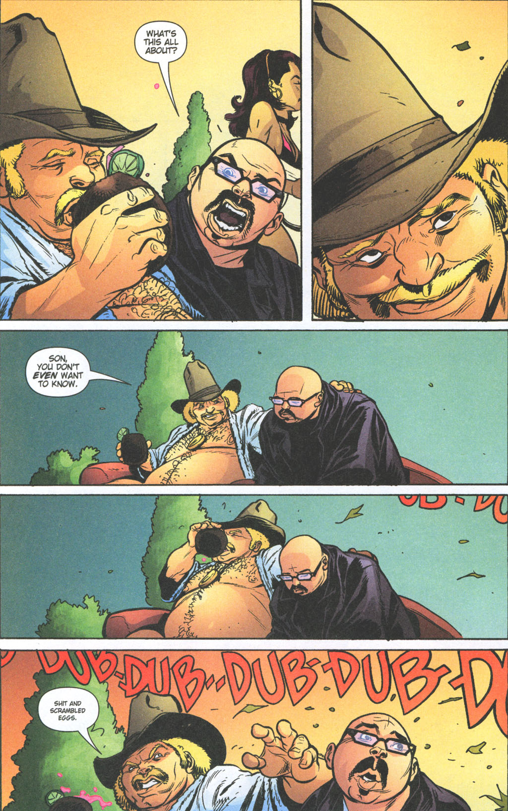 Read online Caper comic -  Issue #11 - 19