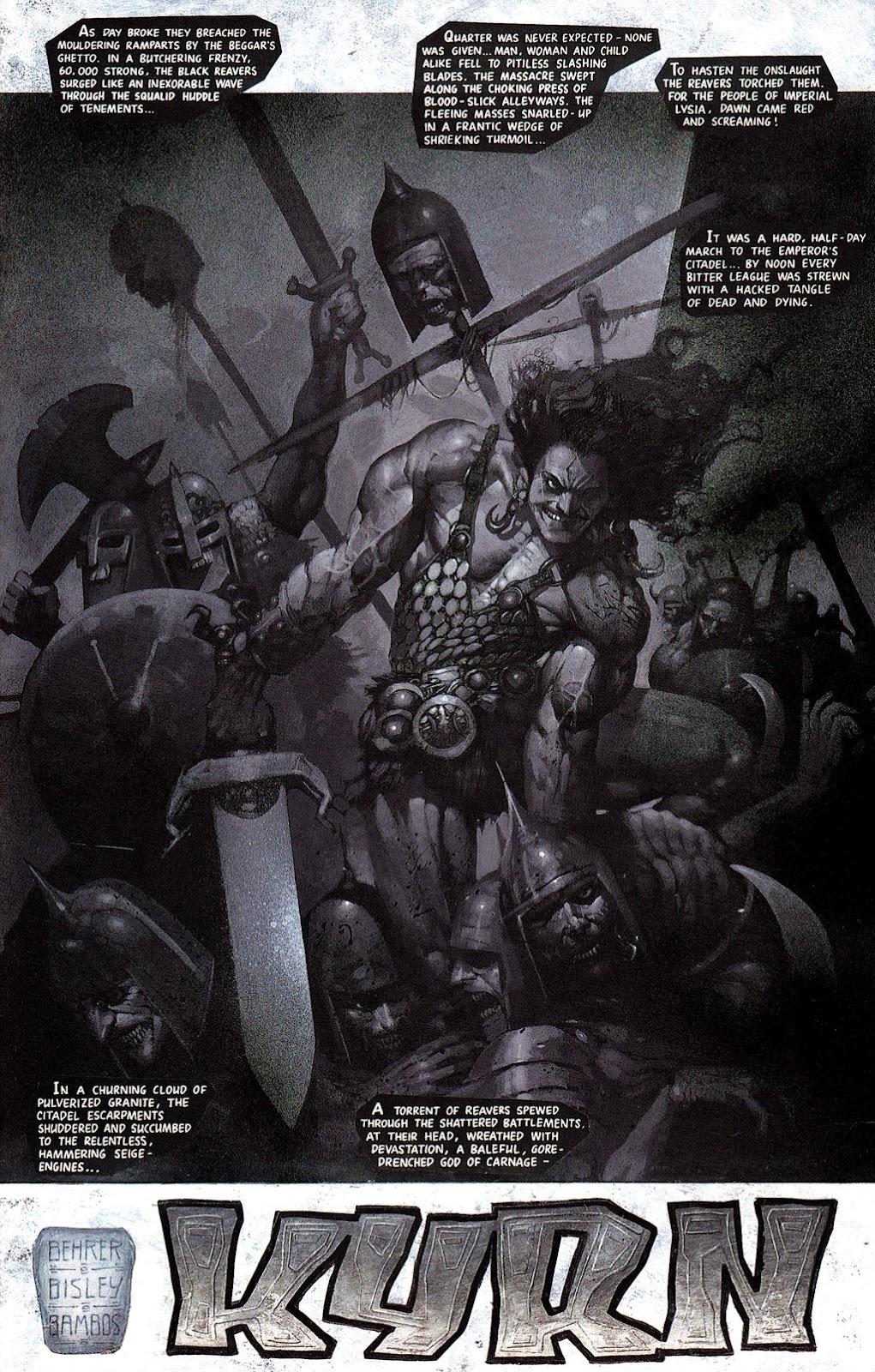 Read online Bisley's Scrapbook comic -  Issue # Full - 21