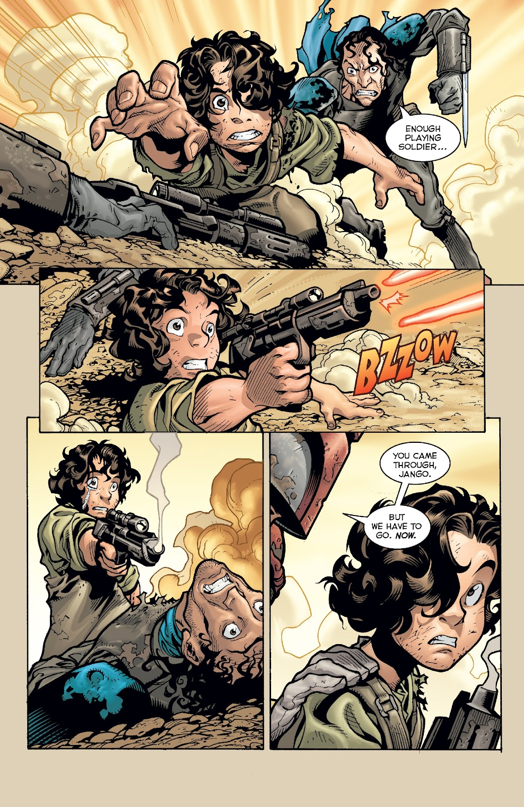 Read online Star Wars Legends Epic Collection: The Menace Revealed comic -  Issue # TPB (Part 1) - 26