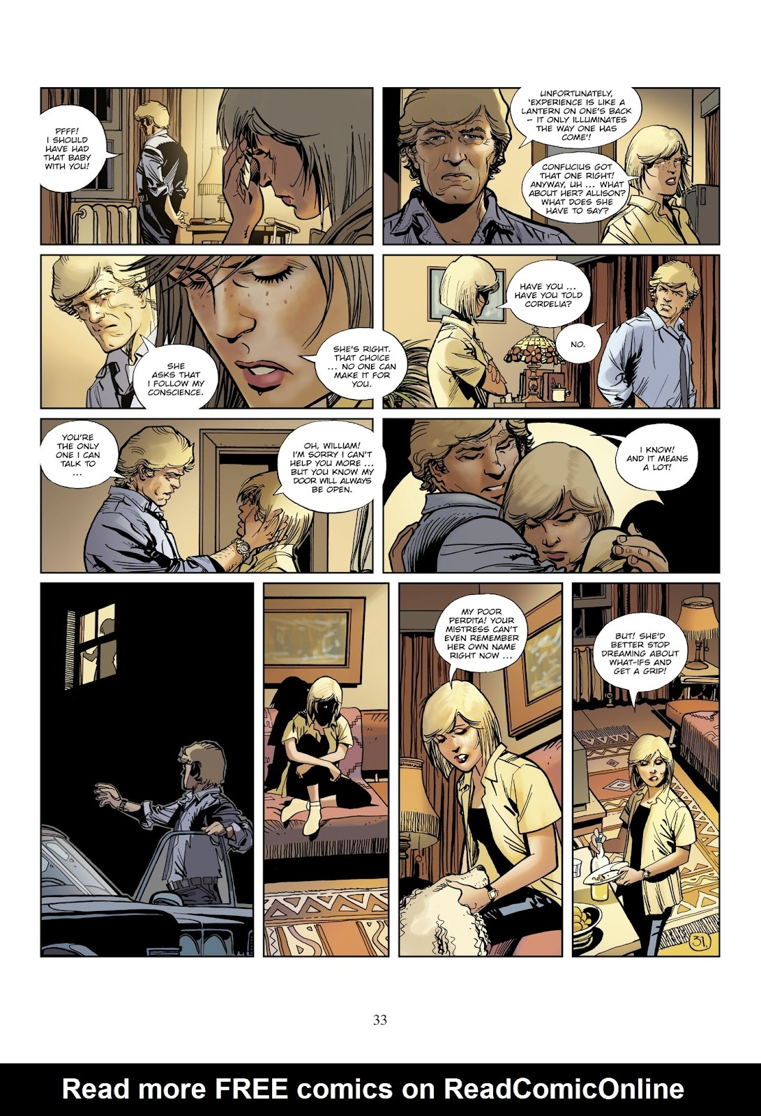 XIII Mystery issue 8 - Page 35