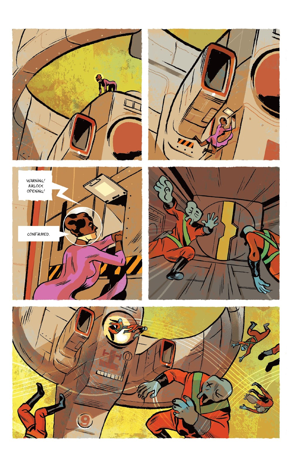 Read online Infinity 8 comic -  Issue #9 - 18