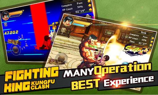 Fighting King Kungfu Clash Mod Full
