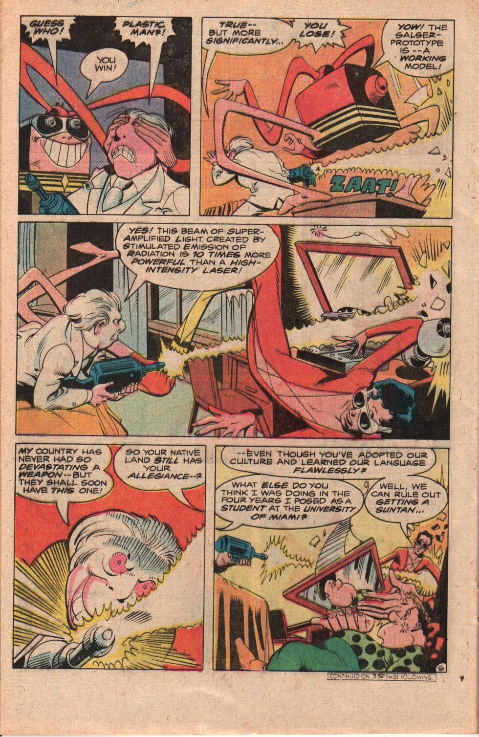 Read online Adventure Comics (1938) comic -  Issue #501 - 8