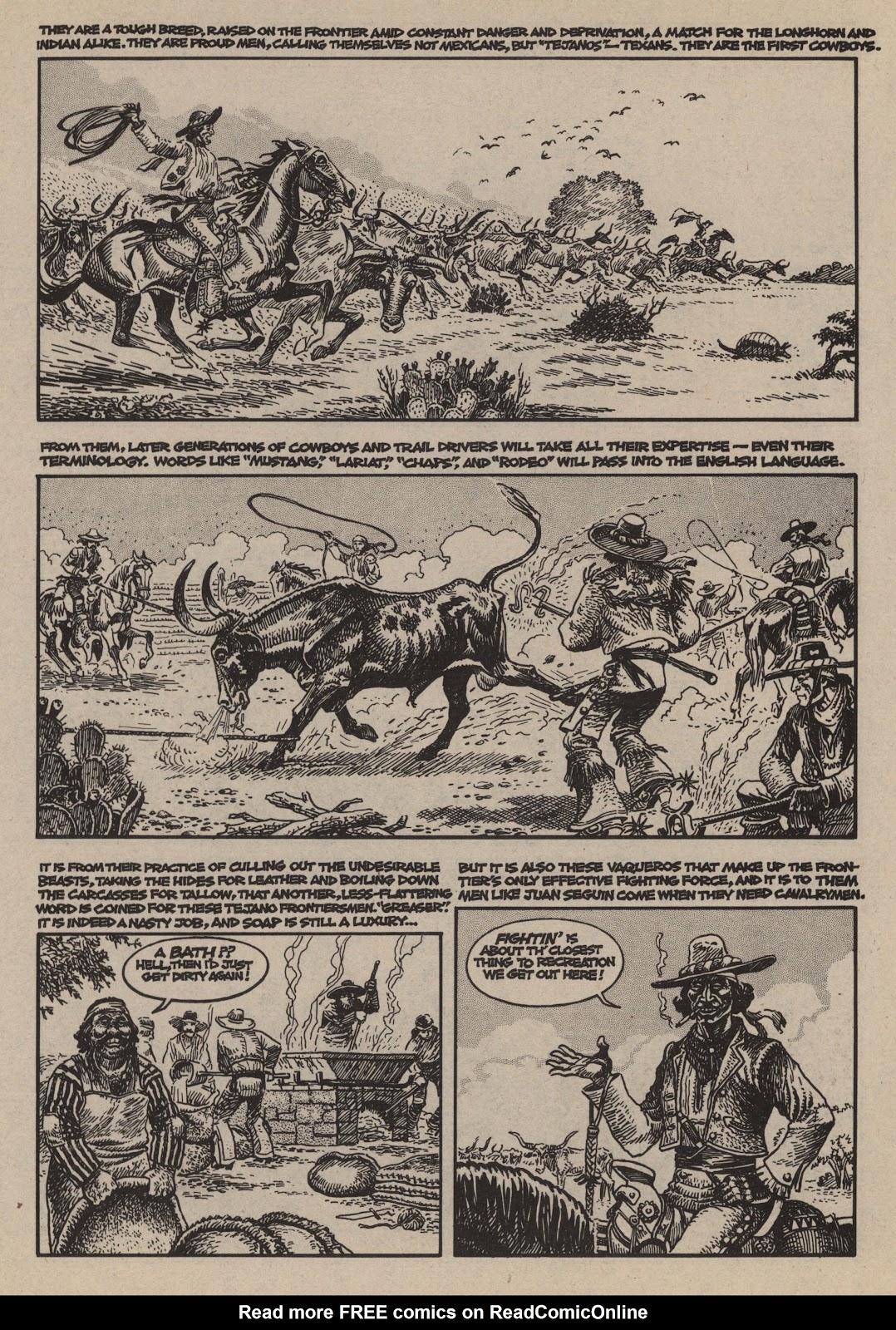 Recuerden el Alamo issue Full - Page 20