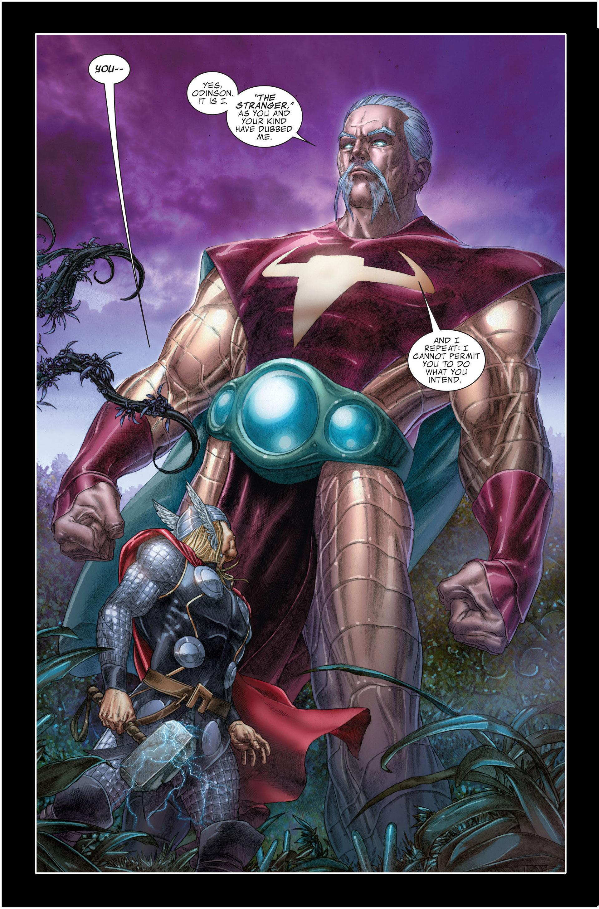 Read online Astonishing Thor comic -  Issue #1 - 19