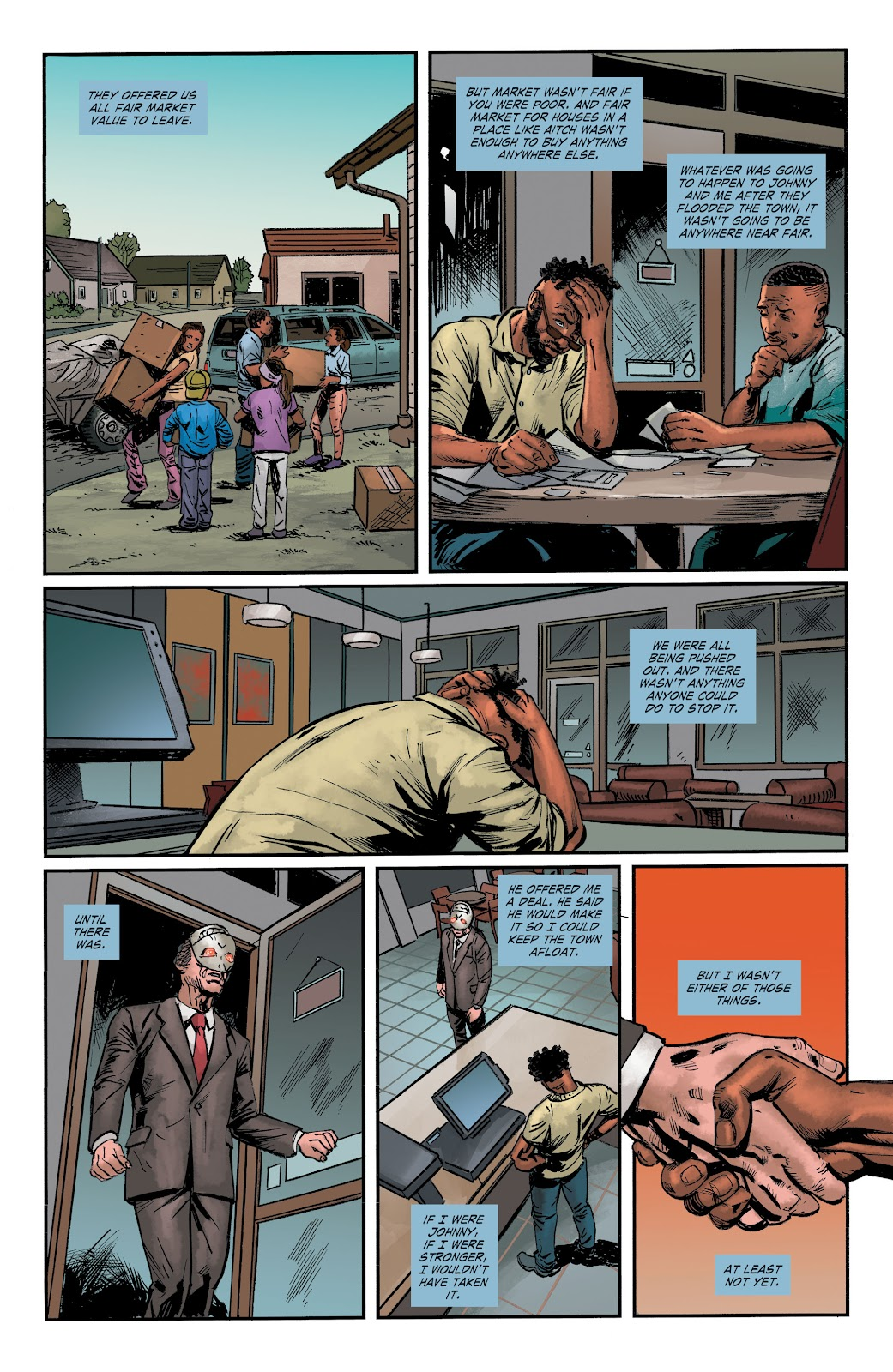 Read online The Curse of Brimstone: Ashes comic -  Issue # TPB (Part 1) - 72