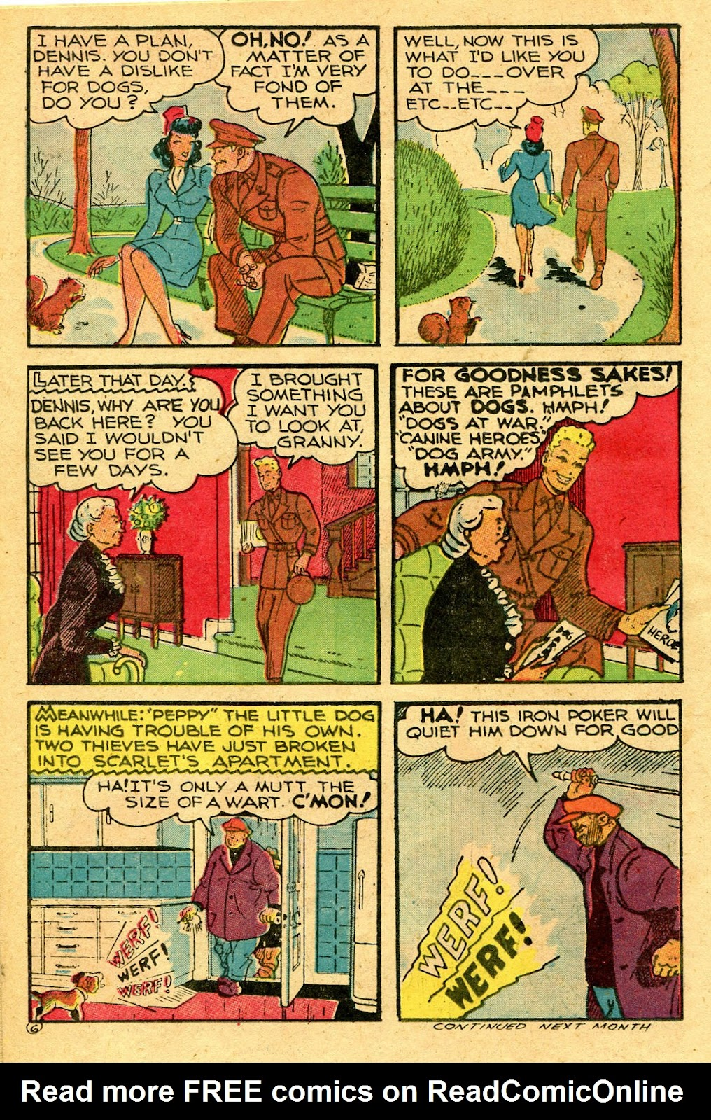 Read online Famous Funnies comic -  Issue #130 - 18