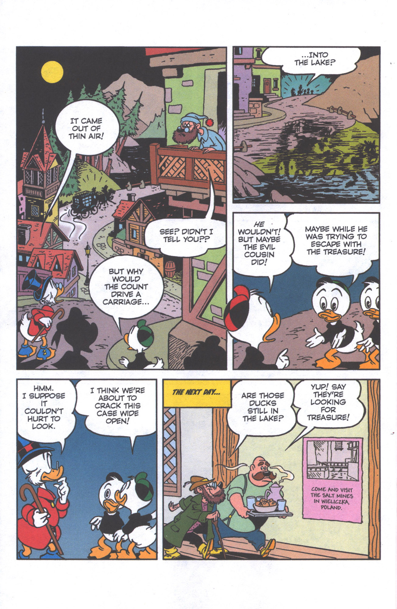 Read online Uncle Scrooge (1953) comic -  Issue #384 - 17