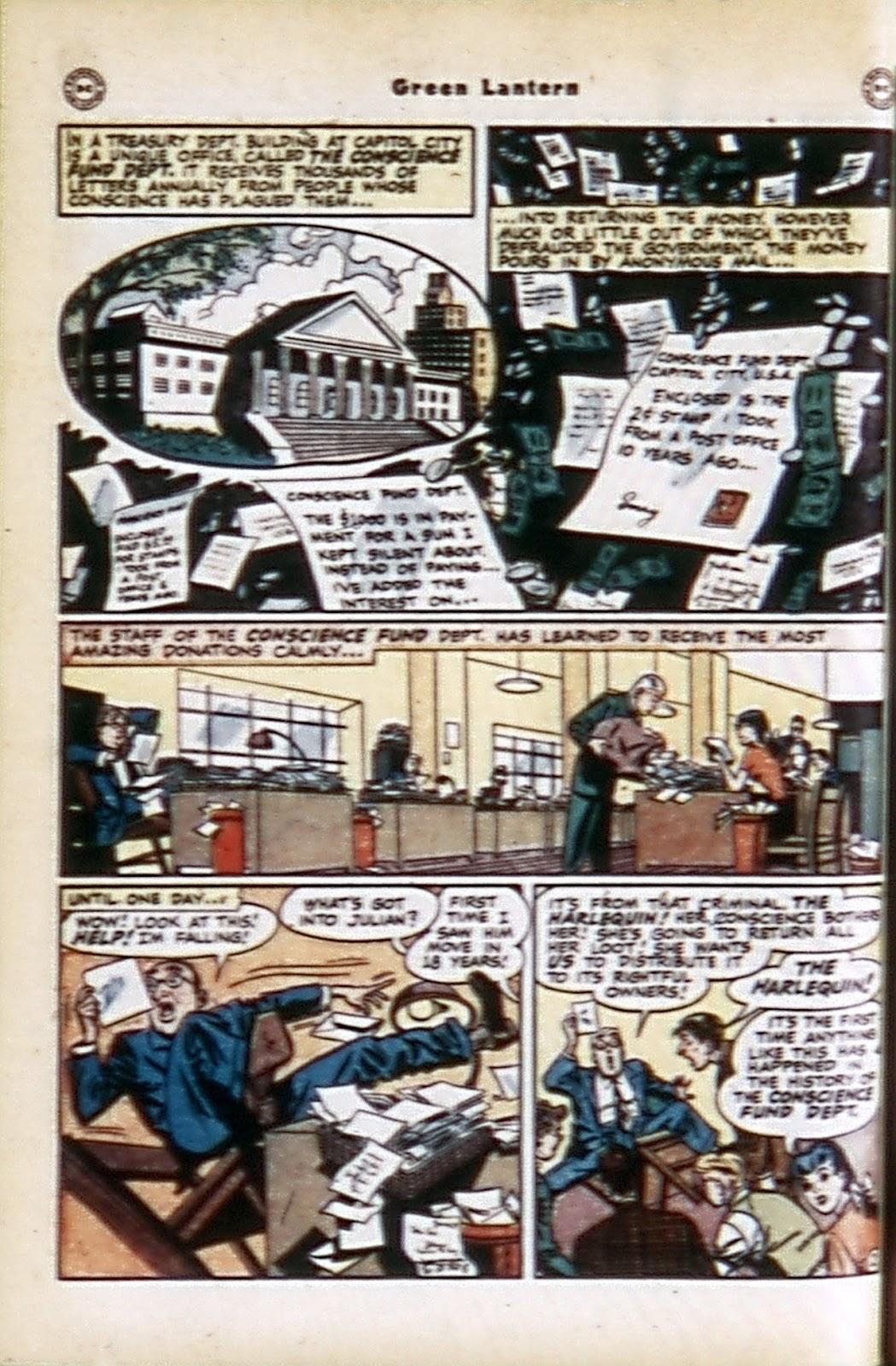 Green Lantern (1941) Issue #32 #32 - English 18
