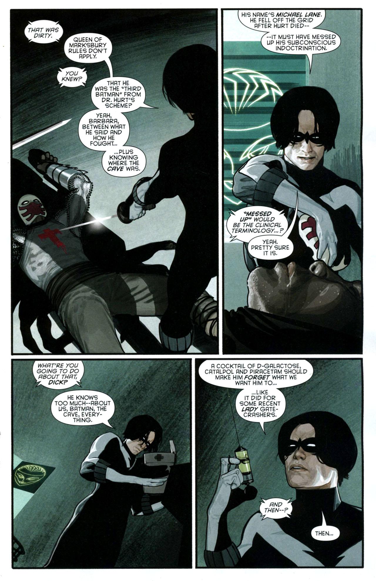 Read online Azrael: Death's Dark Knight comic -  Issue #3 - 15