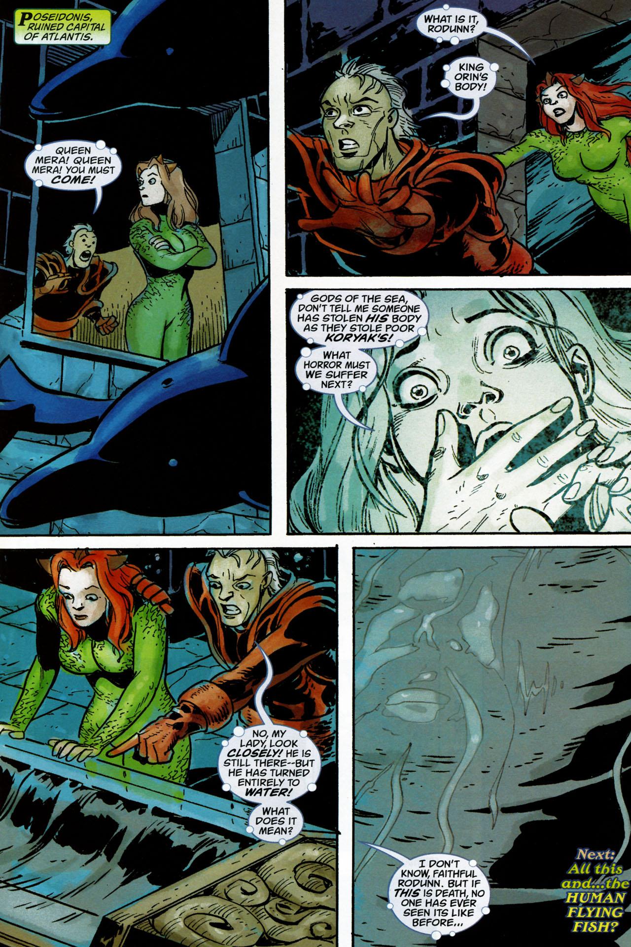 Read online Aquaman: Sword of Atlantis comic -  Issue #53 - 22