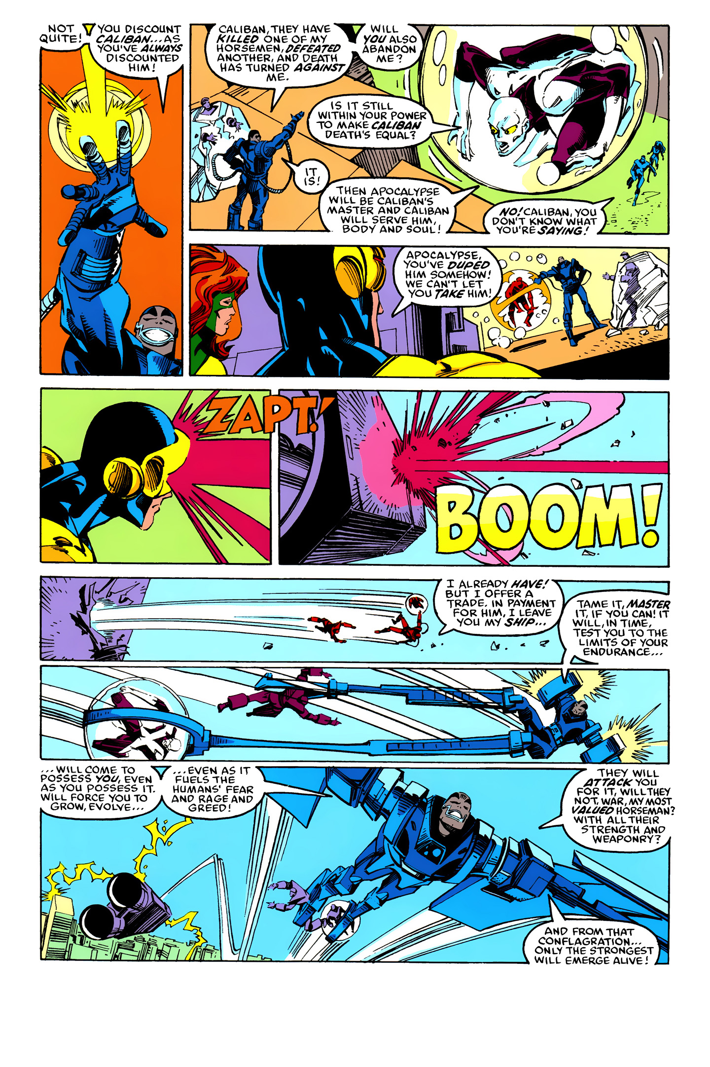 Read online X-Factor (1986) comic -  Issue #25 - 35