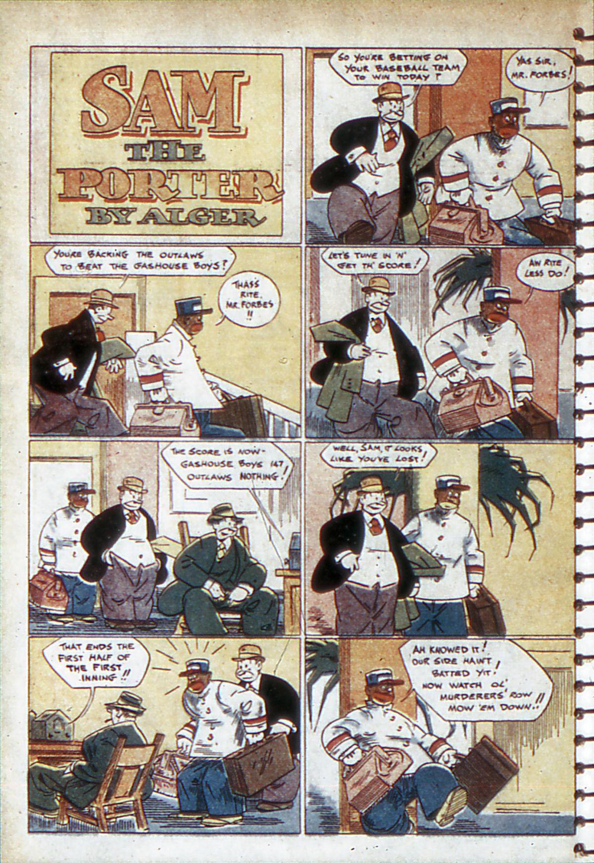 Read online Adventure Comics (1938) comic -  Issue #53 - 47