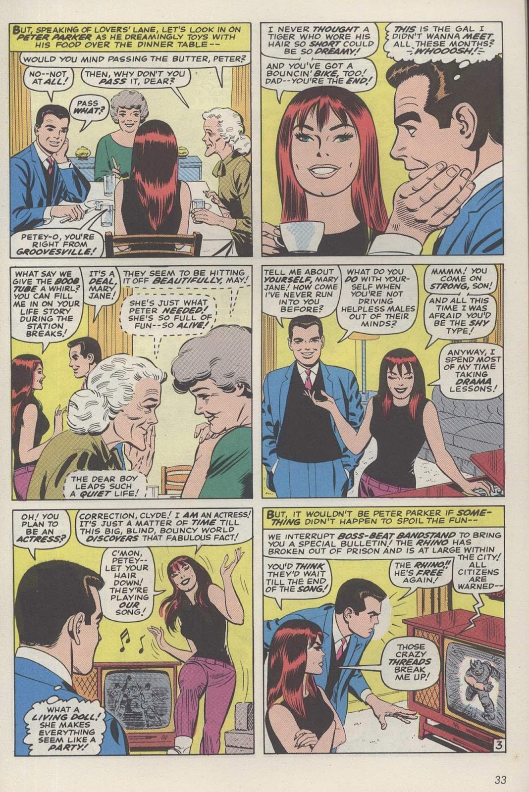 The Amazing Spider-Man (1979) issue TPB - Page 35