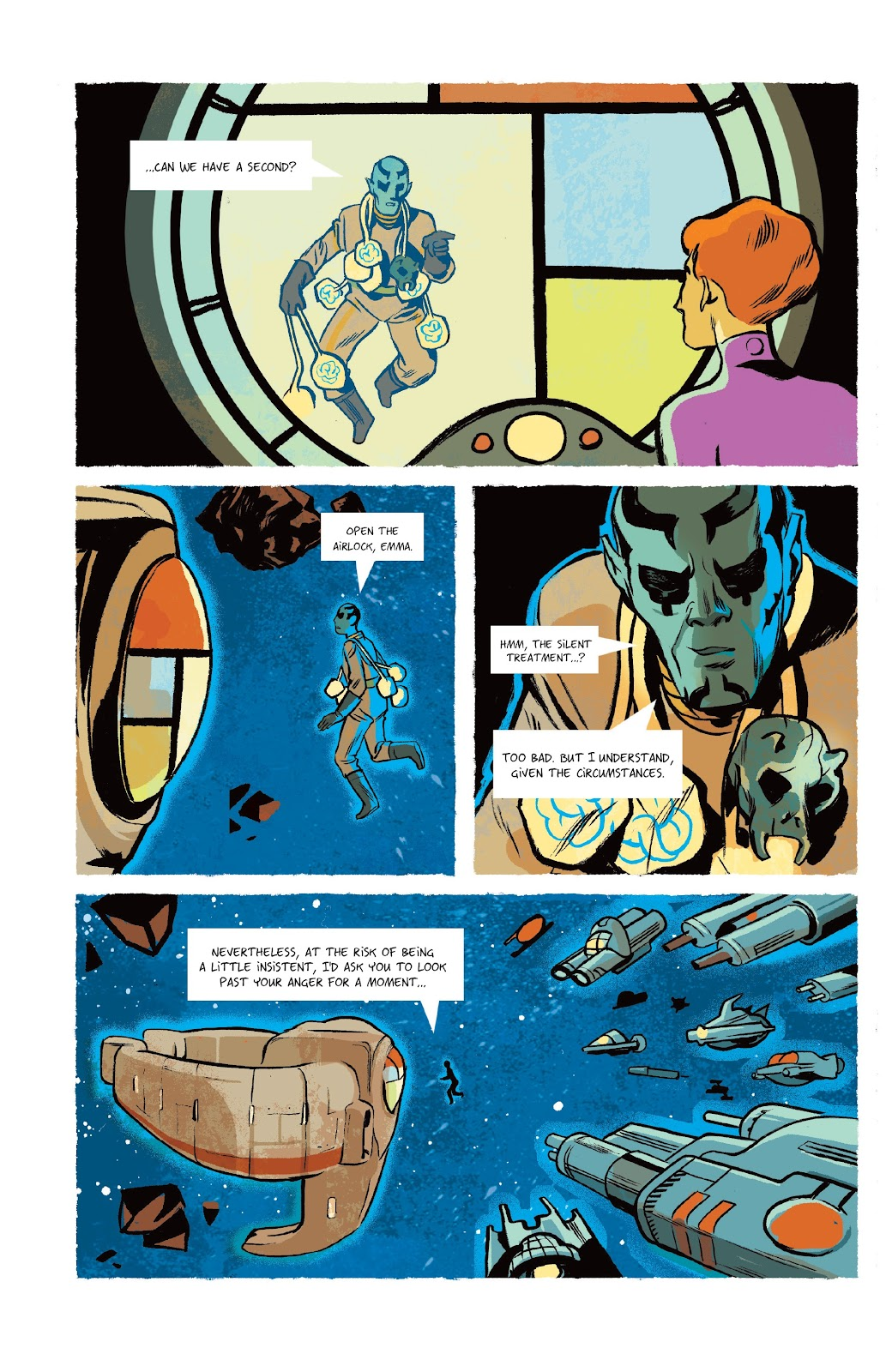 Read online Infinity 8 comic -  Issue #9 - 7