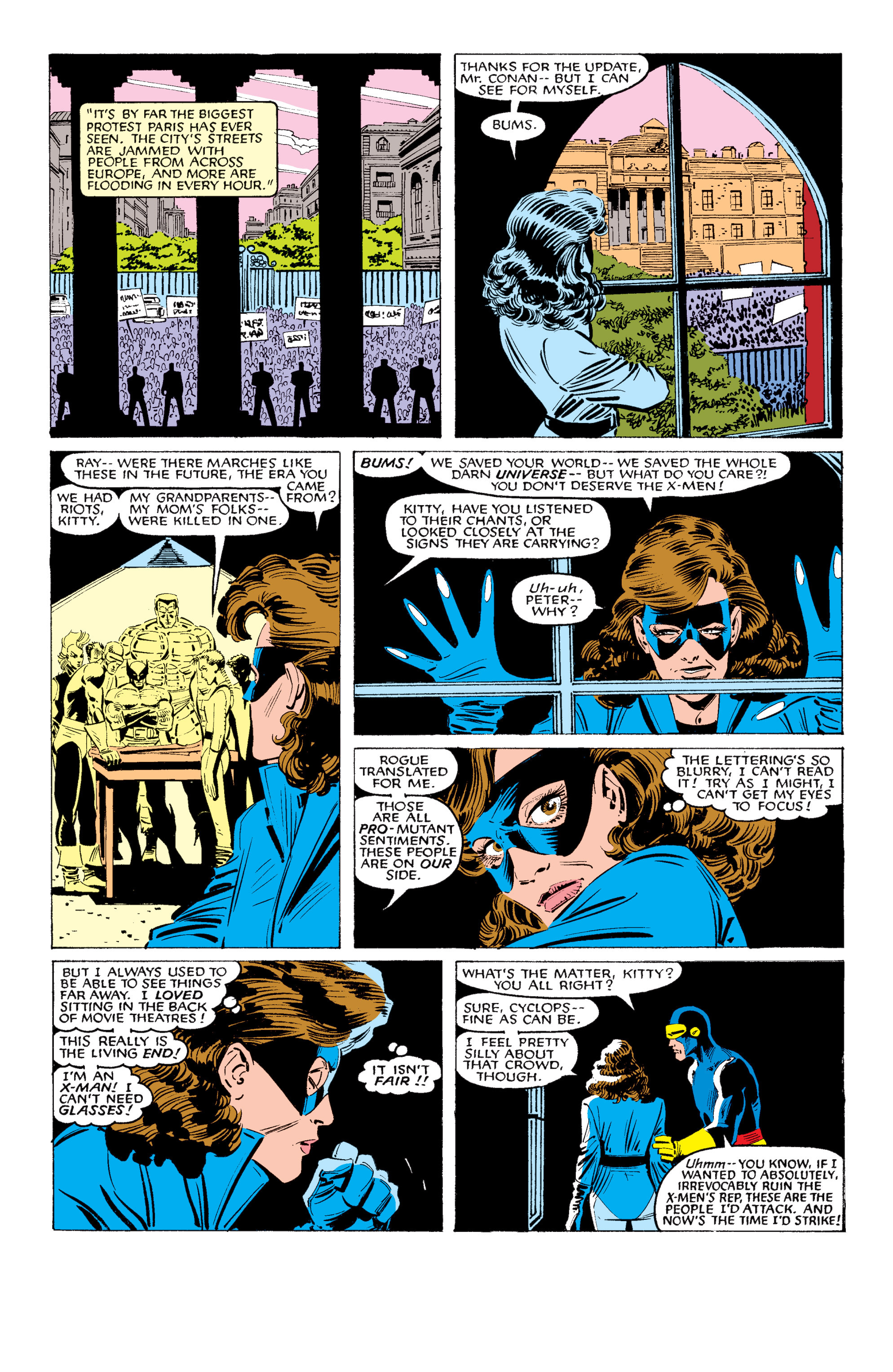 Read online Uncanny X-Men (1963) comic -  Issue #200 - 24