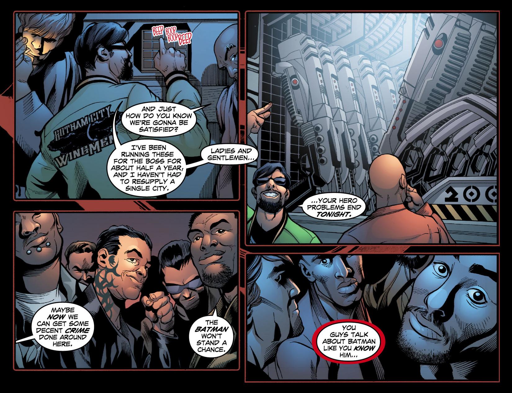 Read online Smallville: Season 11 comic -  Issue #13 - 10