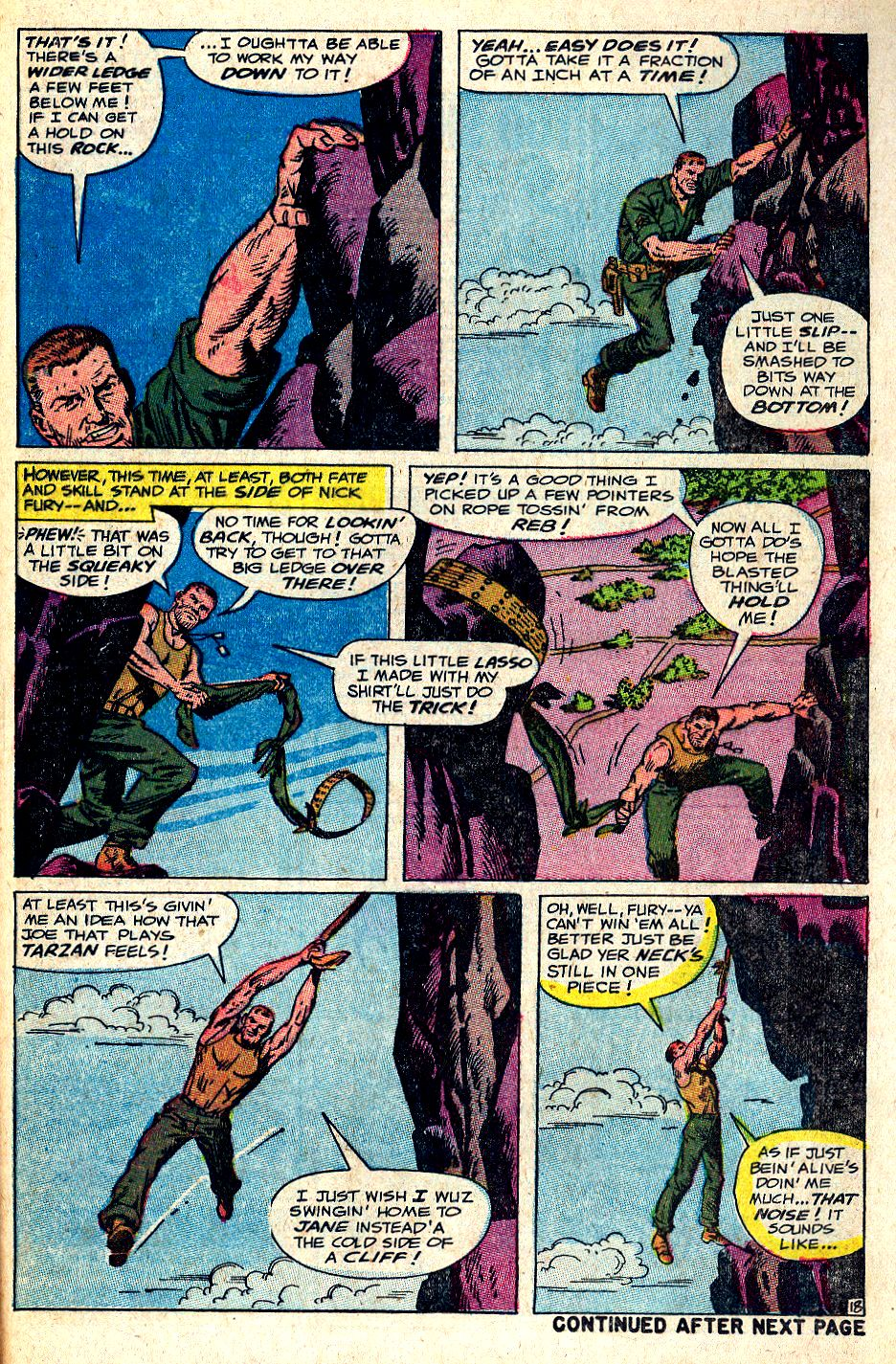 Read online Sgt. Fury comic -  Issue #53 - 25