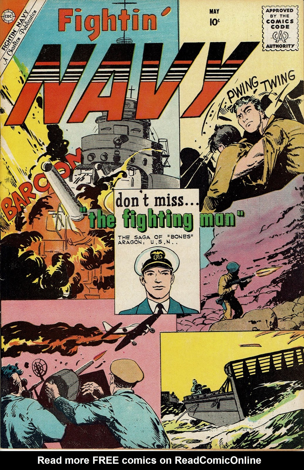 Read online Fightin' Navy comic -  Issue #92 - 1