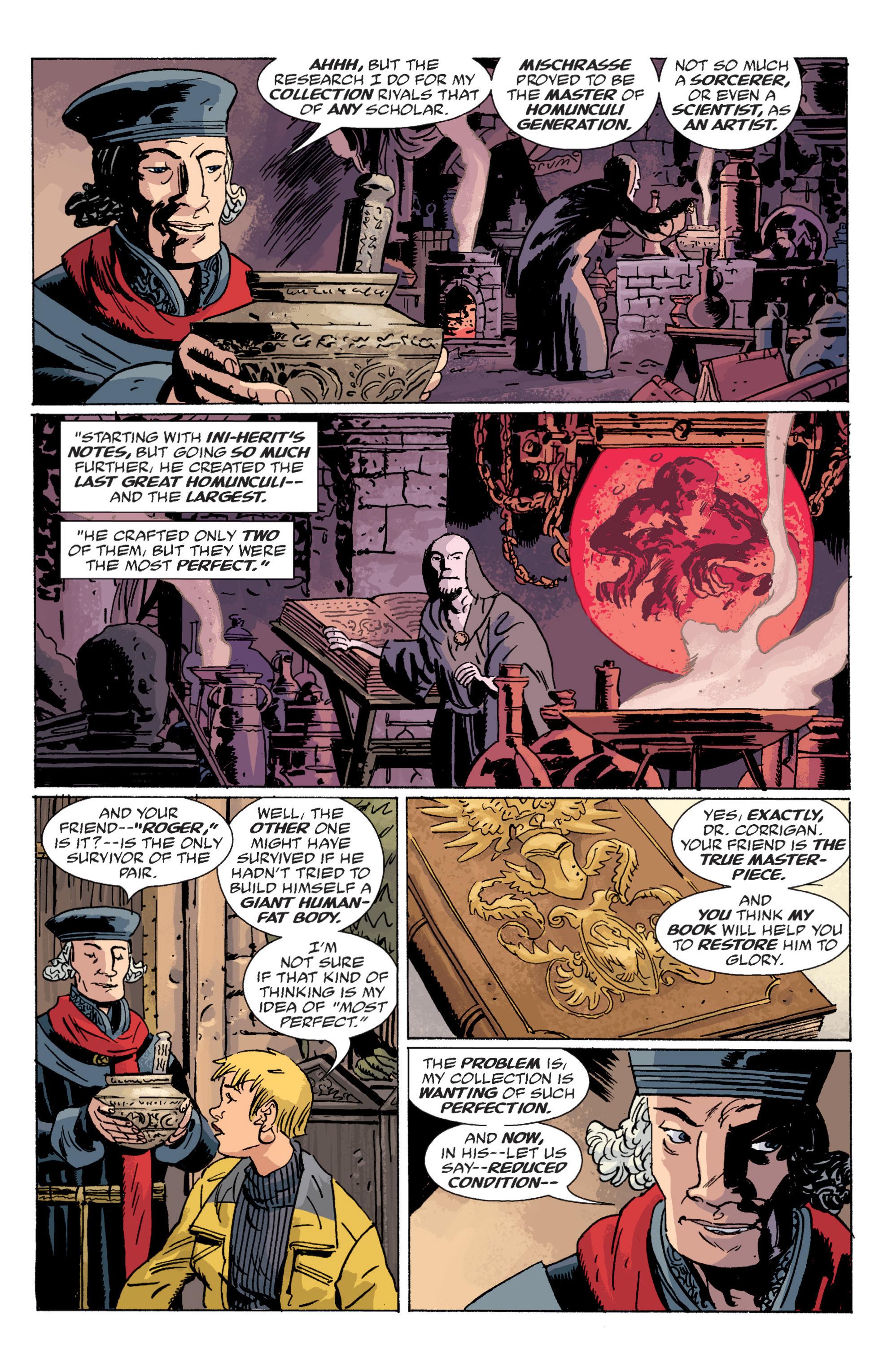 Read online B.P.R.D. (2003) comic -  Issue # TPB 6 - 66