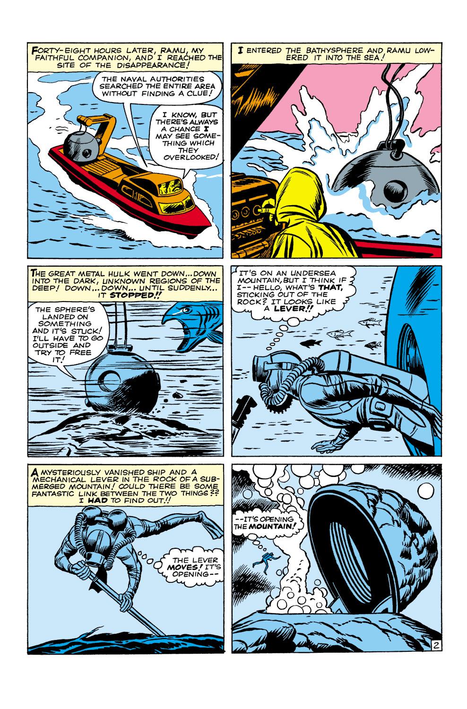 Read online Amazing Adventures (1961) comic -  Issue #2 - 17